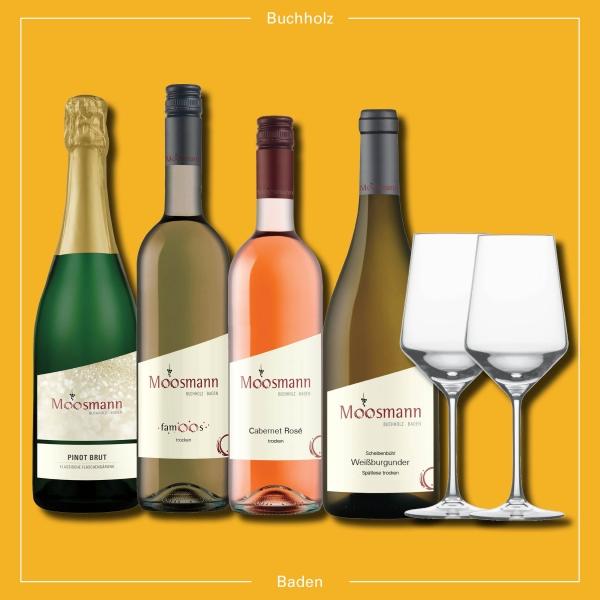 """Weinpaket """"Online-Weinprobe #1"""""""
