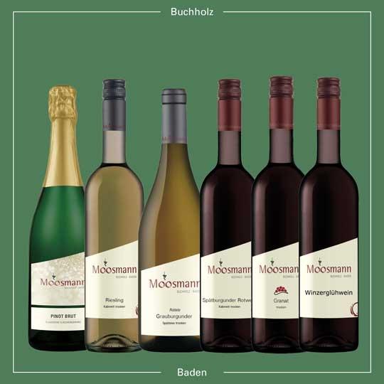 Online-Weinprobe #5 am 8. Januar 2021